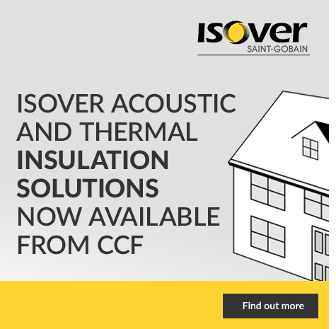 Take a look at our Isover range