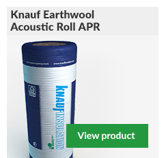 Knauf Earthwool Acoustic Partition Roll